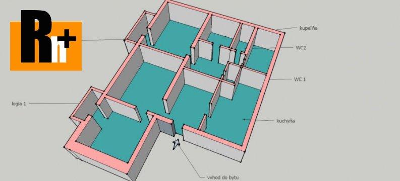 Foto 4 izbový byt Martin na predaj - TOP ponuka