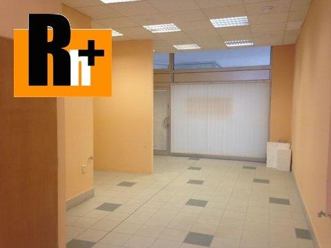 Foto Obchodné priestory na predaj Bratislava-Staré Mesto Námestie Martina Benku - novostavba