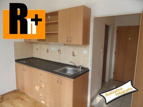 Foto Na predaj 1 izbový byt Košice-Nad jazerom -