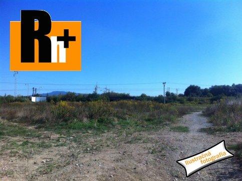 Foto Pozemok pre komerčnú výstavbu Nitra širšie centrum smer Sereď na predaj