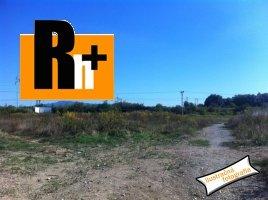 Na predaj pozemok pre komerčnú výstavbu Nitra širšie centrum smer Sereď