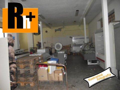 2. obrázok Na predaj administratívna budova Vrútky - TOP ponuka