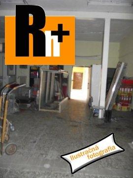 3. obrázok Na predaj administratívna budova Vrútky - TOP ponuka