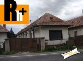 Vidiecky dom Slanec . na predaj