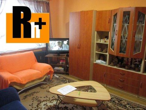 Foto 2 izbový byt Čierna nad Tisou centrum na predaj - rezervované