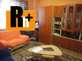 2 izbový byt Čierna nad Tisou centrum na predaj - s balkónom