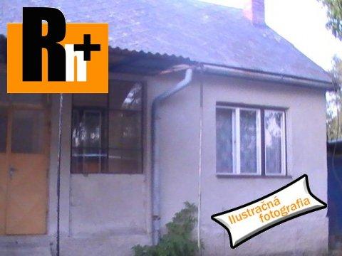 Foto Nitra širšie centrum rodinný dom na predaj - rezervované
