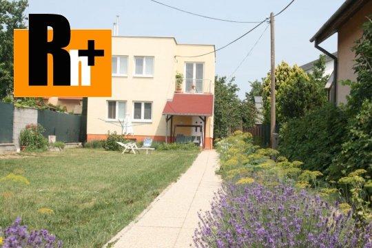 Foto Rodinný dom na predaj Bratislava-Vrakuňa Priehradná - TOP ponuka