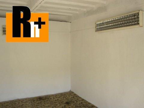 Foto Na predaj garáž jednotlivá Bratislava-Nové Mesto Teplická - TOP ponuka
