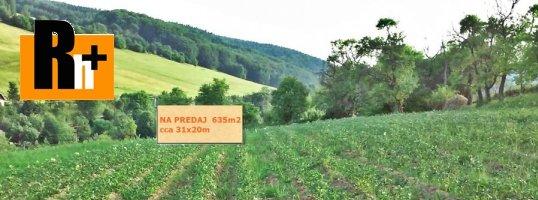 Púchov Hoštiná orná pôda na predaj - TOP ponuka