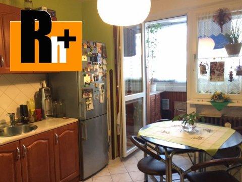 Foto Bratislava-Vrakuňa Rajecká 4 izbový byt na predaj - TOP ponuka