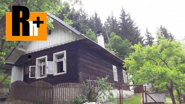 Foto Na predaj Veľké Rovné Ráztoky chalupa - rezervované