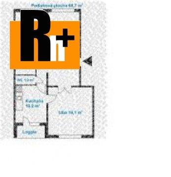 Foto Bratislava-Karlova Ves Dlhé diely 3 izbový byt na predaj - rezervované