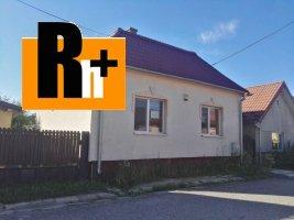 Rodinný dom na predaj Michalovce . - zrekonštruovaný