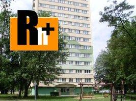 Byt 2+1 na prodej Ostrava Poruba Jana Šoupala - osobní vlastníctvi