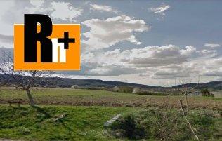 Trenčianske Jastrabie na predaj pozemok pre bývanie - TOP ponuka