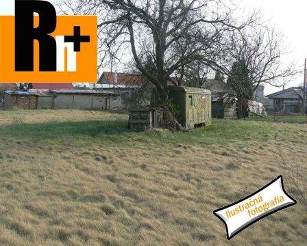 Foto Na predaj pozemok pre bývanie Vrútky - rezervované