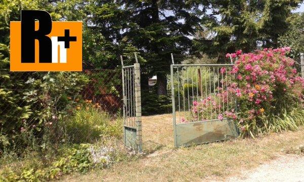 Foto Košice-Sever záhrada na predaj - rezervované