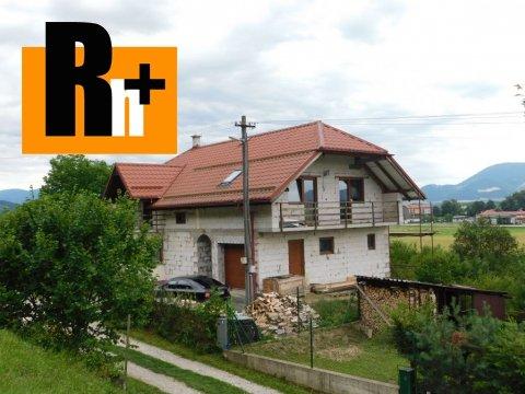Foto Teplička nad Váhom VIDEOOBHLIADKA na predaj rodinný dom - TOP ponuka