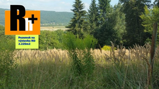 Foto Pozemok pre bývanie Púchov Nosice na predaj - TOP ponuka