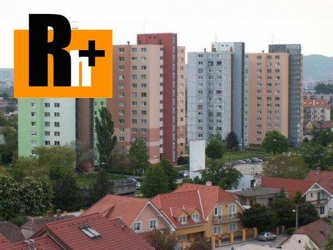Foto Na predaj 3 izbový byt Bratislava-Podunajské Biskupice Podzáhradná - TOP ponuka