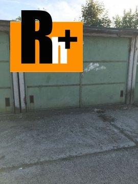 Foto Na predaj Dubnica nad Váhom Zimný štadión garáž jednotlivá