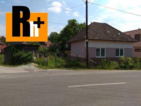 Foto Na predaj vidiecky dom Trenčianske Jastrabie ,