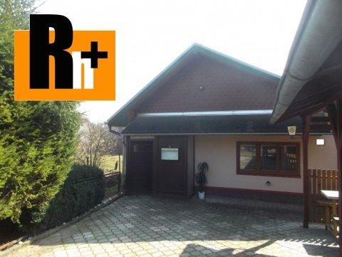 Foto Na predaj Žilina Podhorie rodinný dom - rezervované