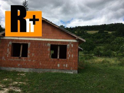 Foto Na predaj Petrovice Centrum rodinný dom - TOP ponuka