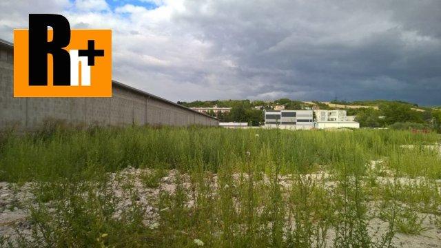 Foto Na predaj Hlohovec Mierová pozemok pre komerčnú výstavbu - TOP ponuka
