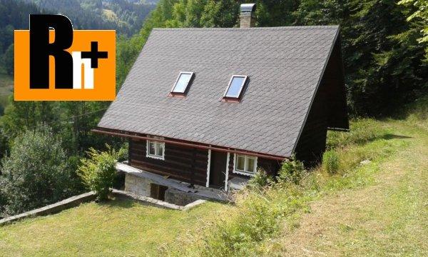 Foto Kolárovice Krásny výhľad na predaj chata - rezervované