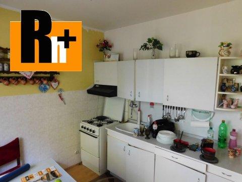Foto 1 izbový byt na predaj Žilina Vlčince 2 x loggia - rezervované
