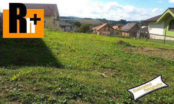 Foto Šemša . na predaj pozemok pre bývanie -