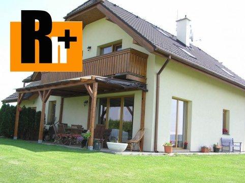 Foto Na predaj rodinný dom Veľká Lomnica - novostavba