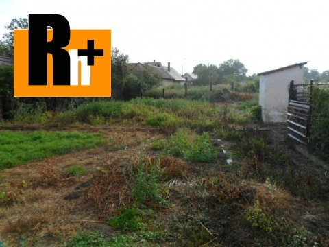 Foto Na predaj Váhovce pozemok pre bývanie - ihneď k dispozícii