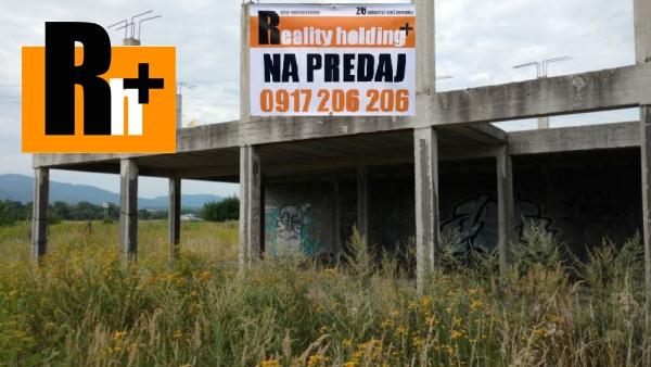 Foto Obchodné centrum na predaj Prievidza Hornonitrianska cesta - vo výstavbe