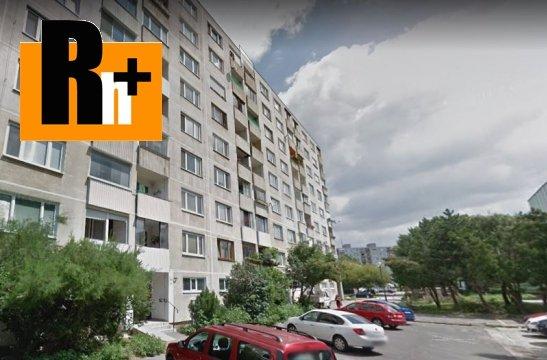 Foto Bratislava-Petržalka turnianská 4 izbový byt na predaj - TOP ponuka