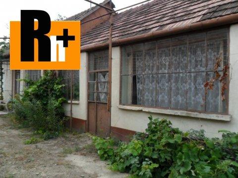 Foto Na predaj Váhovce rodinný dom - znížená cena