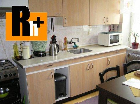 Foto Kežmarok Gen. Štefánika 3 izbový byt na predaj - rezervované