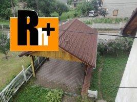 Rodinný dom na predaj Handlová , pri rýchlej dohode - TOP ponuka 10