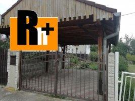 Rodinný dom na predaj Handlová , pri rýchlej dohode - TOP ponuka 1