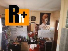 Rodinný dom na predaj Handlová , pri rýchlej dohode - TOP ponuka 3