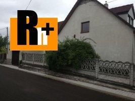 Rodinný dom na predaj Handlová , pri rýchlej dohode - TOP ponuka 5