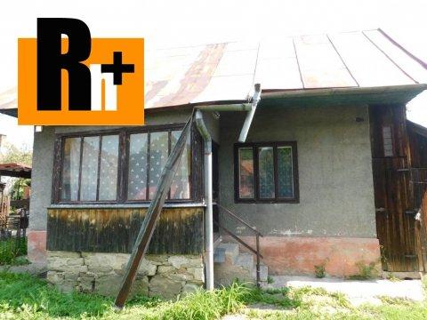Foto Dlhé Pole EXKLUZÍVNE rodinný dom na predaj - TOP ponuka