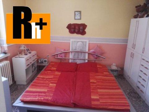 Foto Čierna nad Tisou 2 izbový byt na predaj - s balkónom
