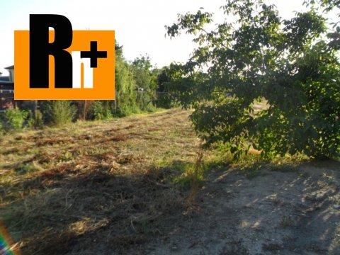 Foto Pozemok pre bývanie Váhovce na predaj - TOP ponuka
