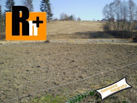 Foto Pozemok pre bývanie Ratkovo na predaj