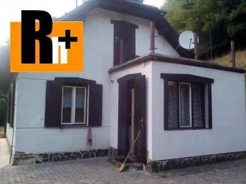 Foto Chalupa Hodruša-Hámre Banská Hodruša na predaj - TOP ponuka