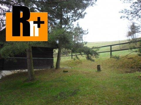 Foto Chata na predaj Rabčice - TOP ponuka