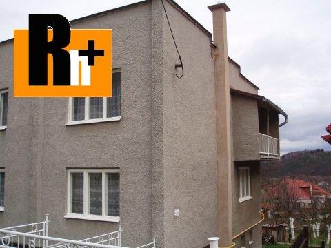 Foto Na predaj rodinný dom Kysak . -